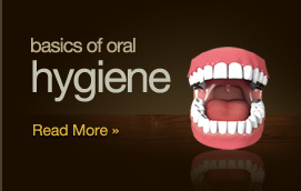 Basics of Oral Hygiene from Dr. Oldroyd